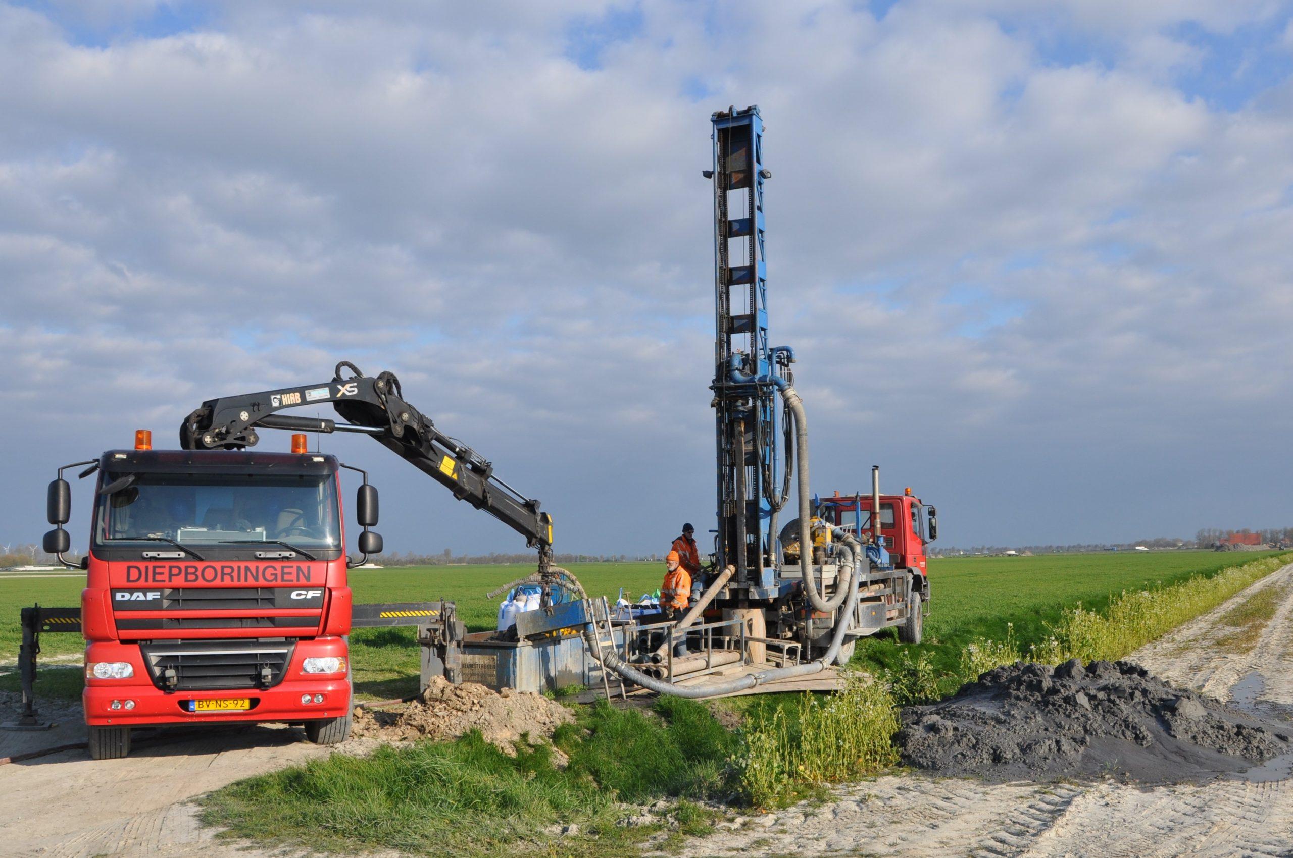 Beemsterboer bbs | grondboring, bronbemaling & sonderingen